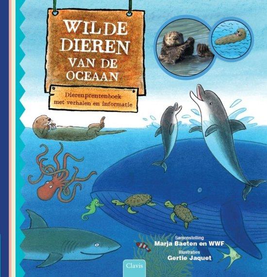 Wilde dieren van de oceaan