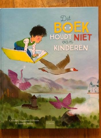 Dit boek houdt niet van kinderen