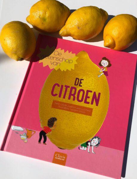 De wetenschap van de citroen