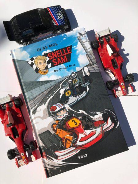 Snelle Sam: De Grand Prix