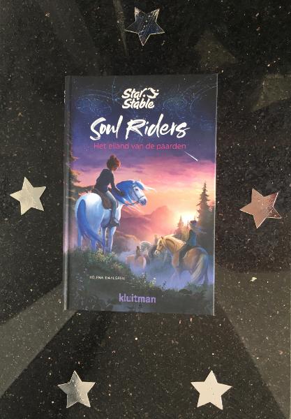 Soul Riders - Het eiland van de paarden