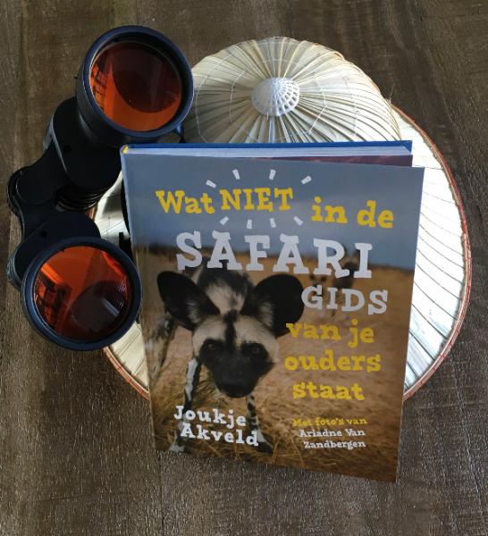 Wat niet in de safarigids van je ouders staat