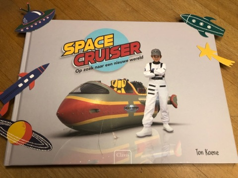 Spacecruiser - Op zoek naar een nieuwe wereld.