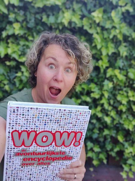 WOW! De avontuurlijkste encyclopedie over alles