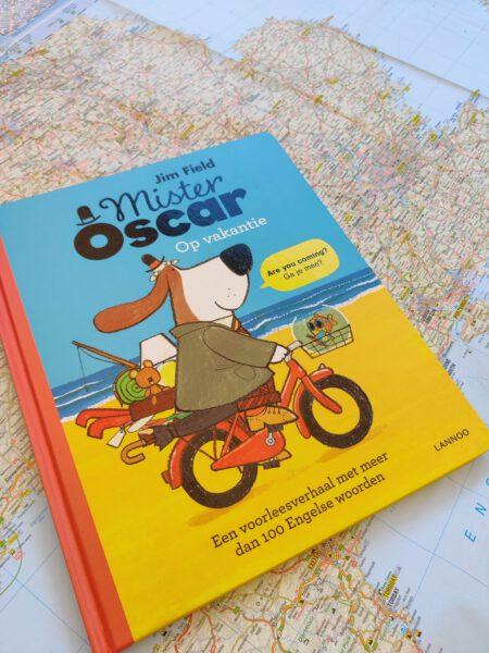 Mister Oscar - Op vakantie