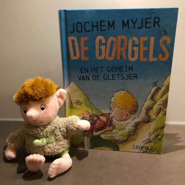 De Gorgels en het geheim van de gletsjer.