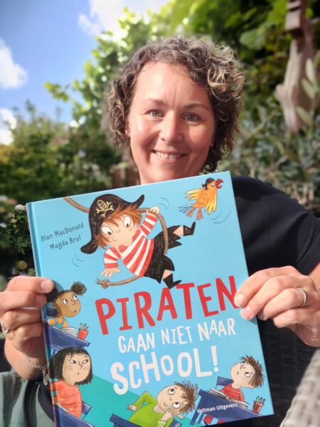 Piraten gaan niet naar school