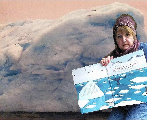 Antarctia Het werelddeel vol wonderen