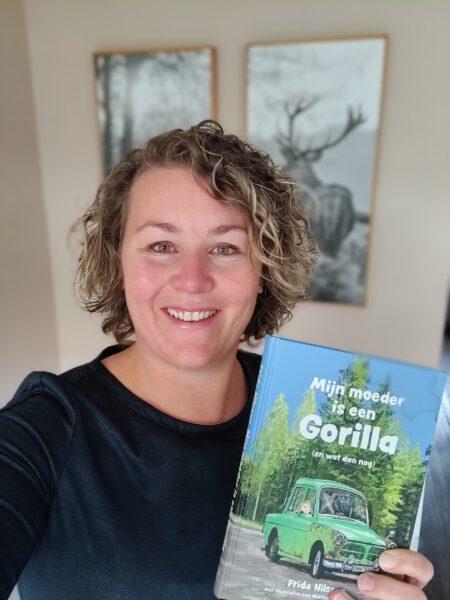 Mijn moeder is een gorilla