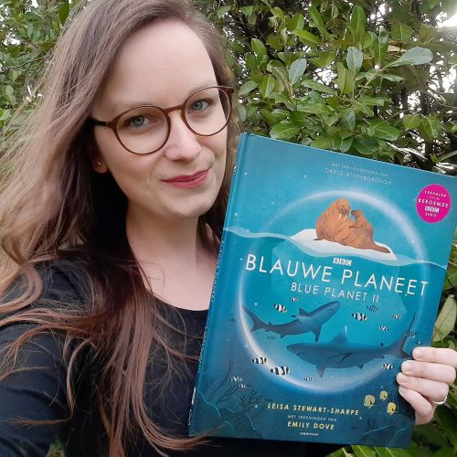 Blauwe planeet, blue planet II