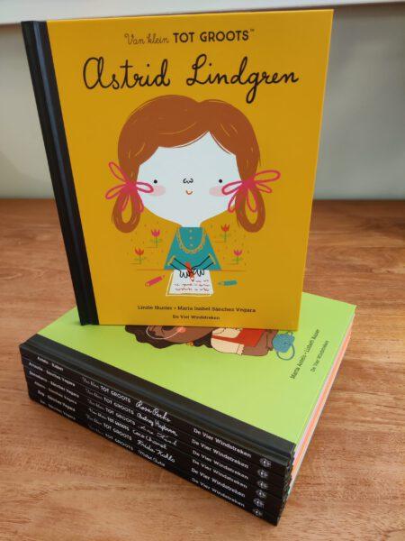 Van klein tot groots - Astrid Lindgren