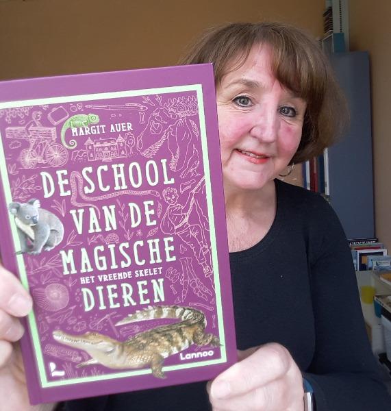 De school voor de magische dieren - Het vreemde skelet
