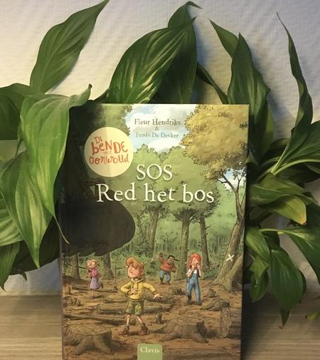 De bende van Oorwoud - SOS Red het bos
