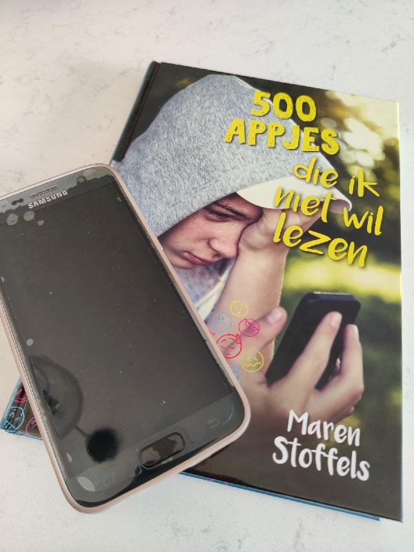 500 appjes die ik niet wil lezen