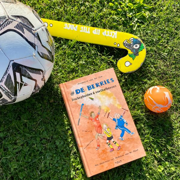 De Berries - Hockeyhelden & voetbalboeven